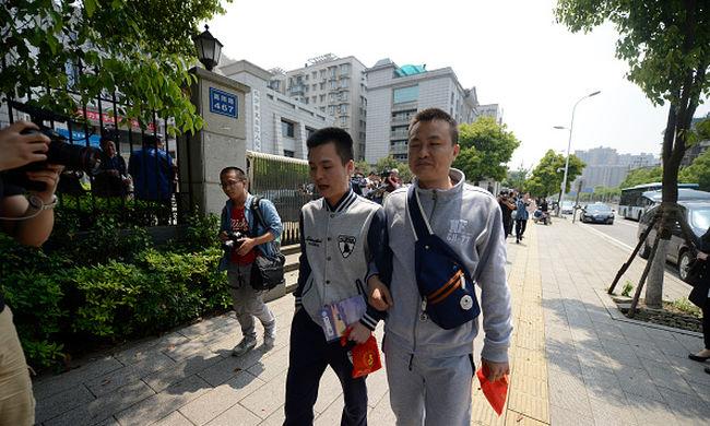 A tárgyalás első napján megszüntették Kína első melegházassági ügyét