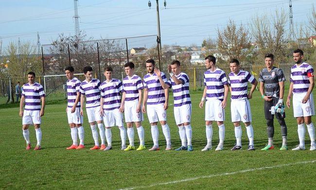 Temetkezési vállalattal kötött támogatói szerződést egy temesvári focicsapat