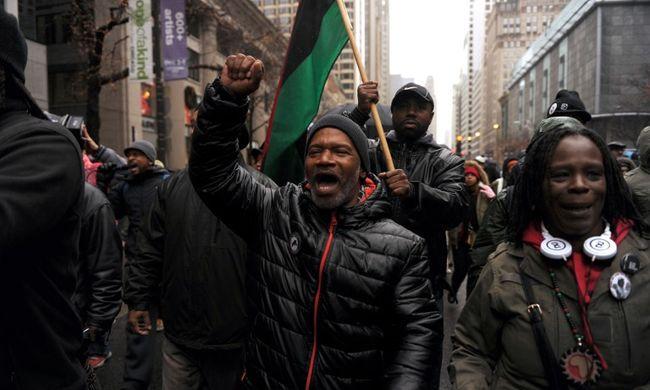 Rasszizmussal vádolják a rendőrséget