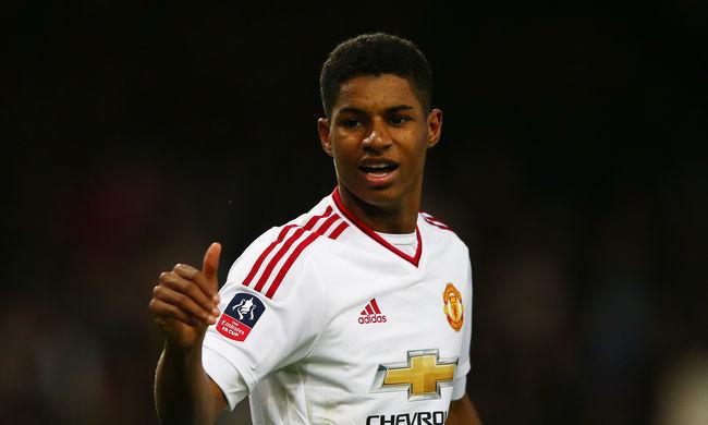 A Manchester 18 éves tehetsége újra szép gólt lőtt - videó