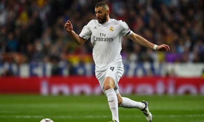 Karim Benzema nem lesz ott az Európa-bajnokságon