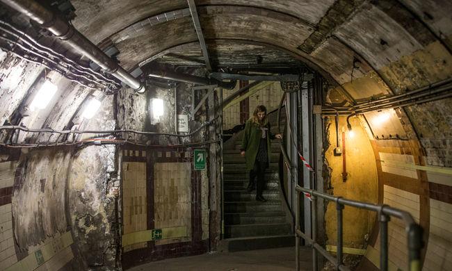 Megnyílt Winston Churchill titkos bunkere