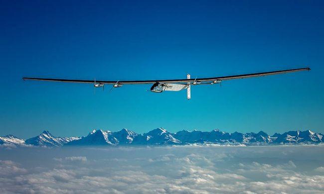 Újra elindul a napelemes repülőgép, és körberepüli a Földet