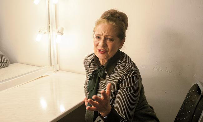 Kétszer is a nulláról kezdte újra a magyar színésznő - interjú Bordán Irénnel