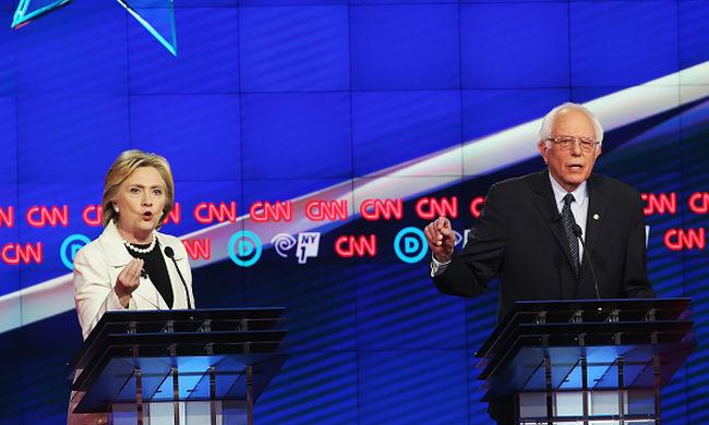 Megint legyőzték Clintont