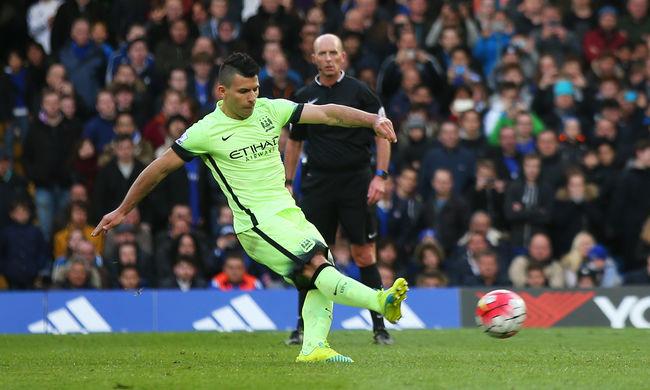 Agüero mesterhármasával nyert a Chelsea ellen a Manchester City