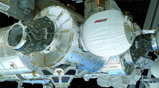 Végül mégis sikerült felfújni lakófülkét a Nemzetközi Űrállomáson - videó