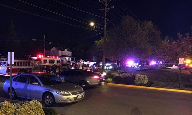 Agyonlőttek egy tűzoltót - éppen segíteni akart a családapa