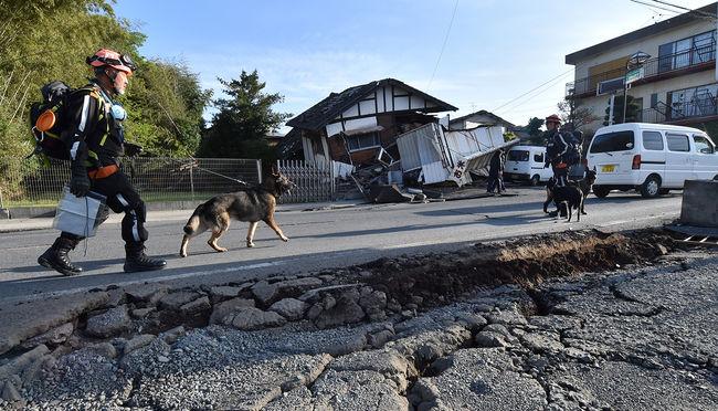 A tűzgyűrű két pontján volt a két nagy földrengés, még mindig vannak utórengések