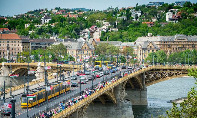 Rekordszámú versenyző indult a 31. Vivicittá Városvédő Futáson - videó