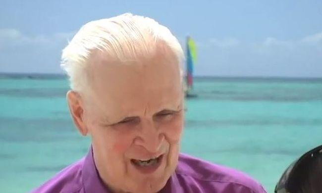 Meghalt Bill Gray