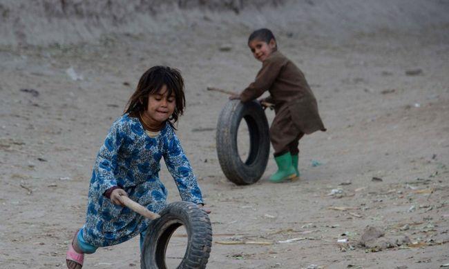 ENSZ: egyre több gyerek és nő hal meg Afganisztánban