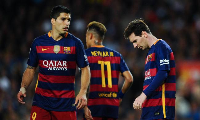 Mi a baj a Barcelonával? Ezek lehetnek az okok!