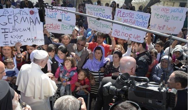 Olaszul tanulnak a szíriai migránsok