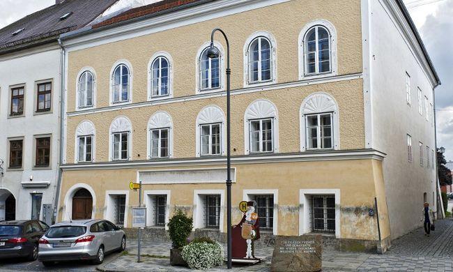 Ausztria kisajátítja Hitler szülőházát
