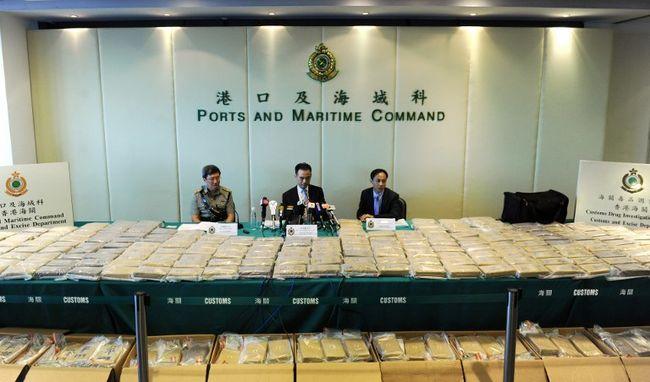 400 kiló kokaint foglaltak le, halálra ítélhetik a csempészeket