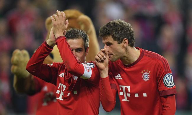 Kupadöntős a Bayern München