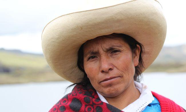 Bezáratott egy aranybányát a perui burgonyatermesztő