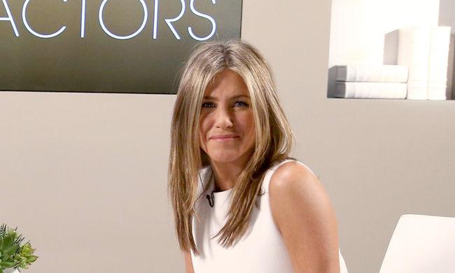 Újra Jennifer Aniston az év legszebb nője