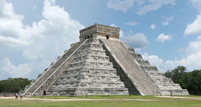 Vulkánkitörés okozhatta a maja civilizáció bukását