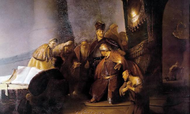 Először állítják ki amerikaiaknak Rembrandt legkorábbi festményét
