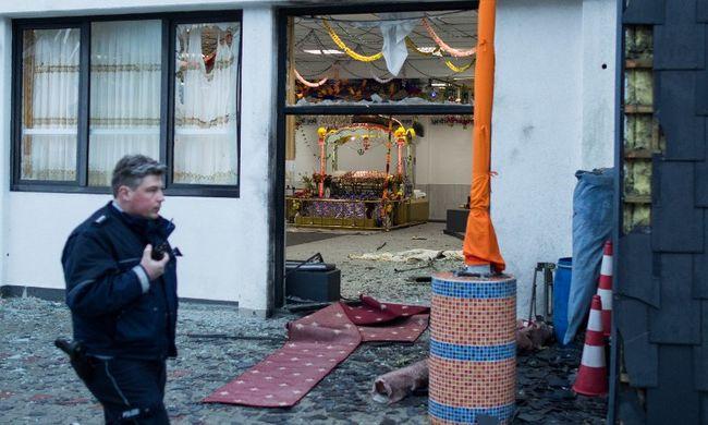Esküvő közben robbantottak - terrortámadás lehetett