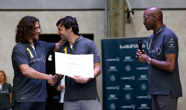 Raúl és Puyol is elmondta a véleményét az idei spanyol szezonról