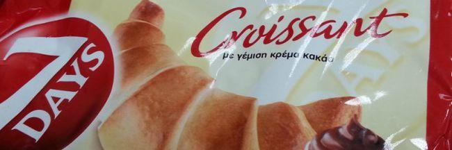 Fémdarabot találtak a croissantban - ne egyen belőle, ha ilyet vett!