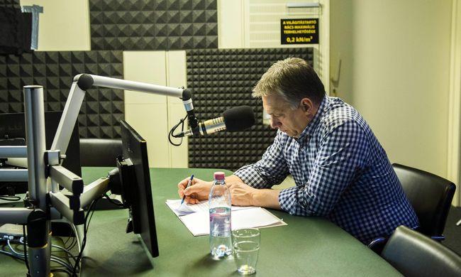 Orbán Viktor: agyrém a baloldal terve