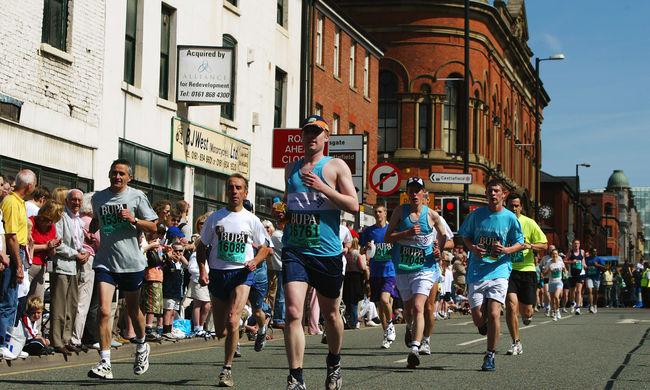 24 ezer maratonfutó eredményét törölték, mert elmérték a távot