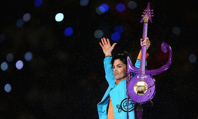 Kábító hatású fájdalomcsillapítókat találtak Prince-nél