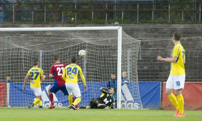 Nyert a Videoton és a Debrecen, kiesett a Békéscsaba
