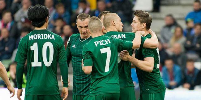 A magyar csatár újra betalált a lengyel bajnokságban - videó