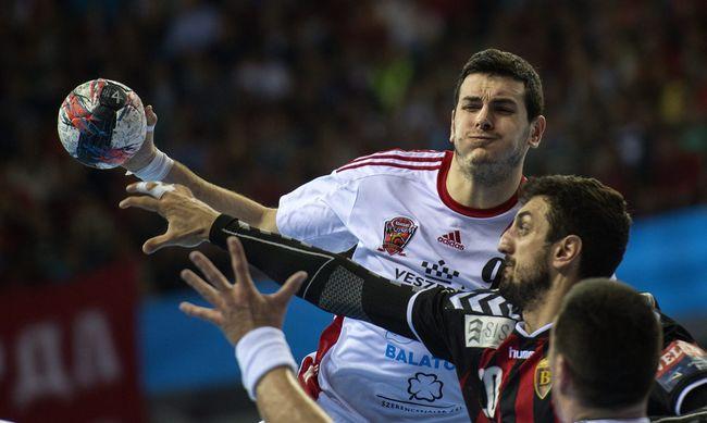 Idegenben nyert a Veszprém a BL első negyeddöntőjében