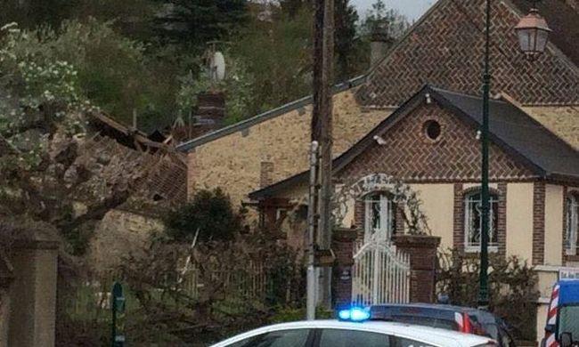 Hatalmas gázrobbanás volt Franciaországban, hárman eltűntek