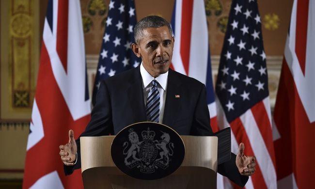 """""""Ez perverz"""" - képmutatónak nevezte Obamát a londoni polgármester"""