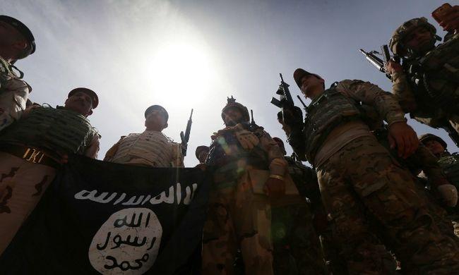 Egy 16 éves lány lett az Iszlám Állam katonája