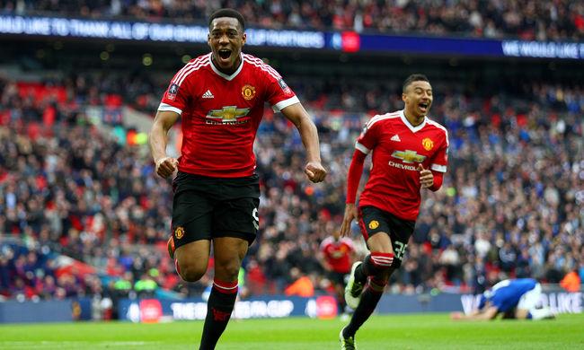 Bejutott az FA-kupa döntőjébe a Manchester United - videó