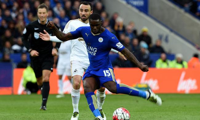 Az eltiltott Vardy nélkül is simán nyert a Leicester