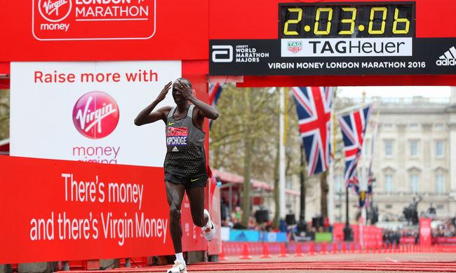 5 kilométerrel a maraton vége előtt halt meg egy háborús veterán