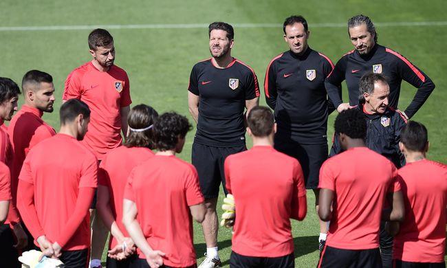 BL: a Bayern olyan dologra készül az Atlético ellen, amire még senki nem volt képes