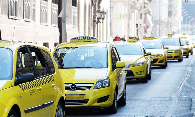 Nincs semmi előrelépés: ugyanúgy trükköznek a taxisok, mint eddig