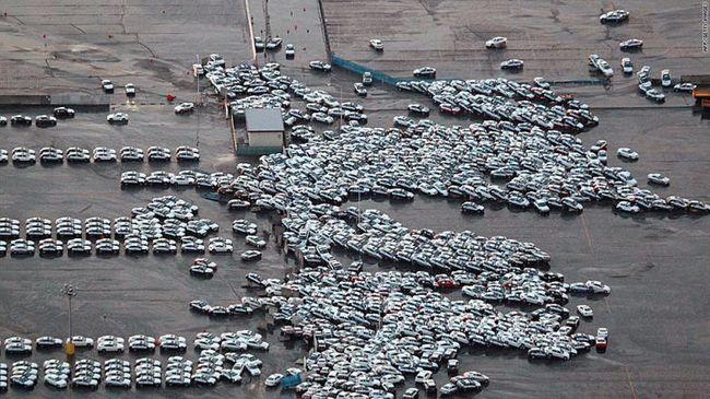 Toyota: 80 ezer autó gyártása esett ki a földrengések miatt