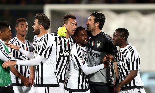 Bajnok a Juventus - így nyerték meg a 32. scudettót - videó!