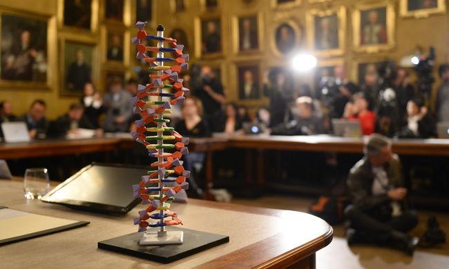 Több milliónyi DNS szálat vett a Microsoft