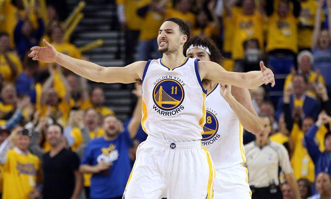 NBA: legjobb játékosa nélkül jutott tovább a címvédő