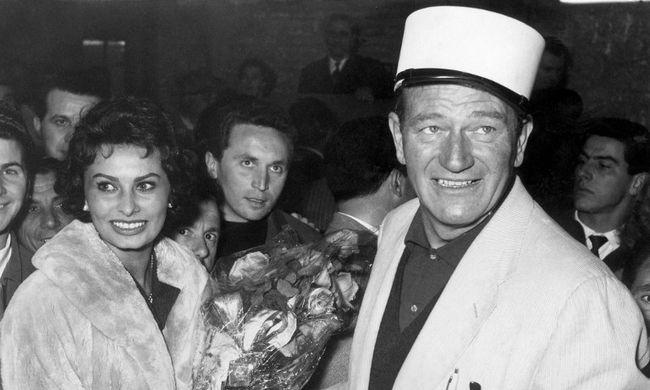Nem lesz John Wayne-emléknap a színész rasszista megjegyzései miatt