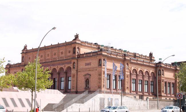 """""""A művészet visszatért"""" - felújították a hamburgi Kunsthalle-t"""