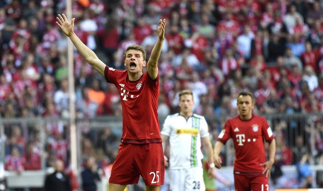 Még mindig nem bajnok a Bayern München, döntetlent játszottak a bajorok