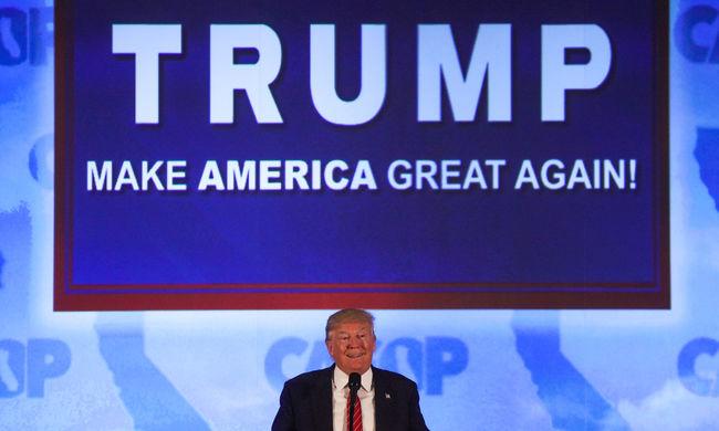 """Észak-Korea Trumpot támogatja a """"buta Hillary-vel"""" szemben"""